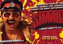 Simmba Movie Poster