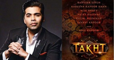 Takht Movie Cast