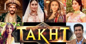 Takht Movie First Look