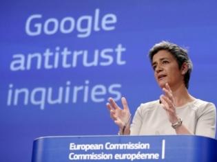 Top News EU fines Google