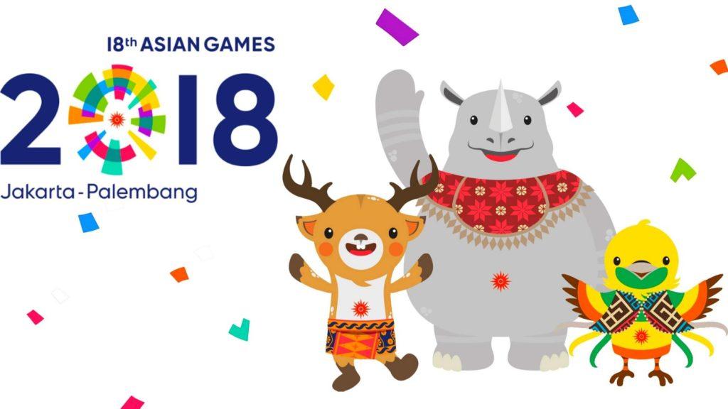 Asian Games 2018 - Asian Games Games 2018