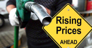 Fuel Prices increasing