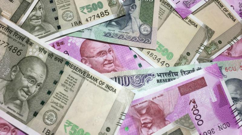 Indian Rupee 71 per Dollar
