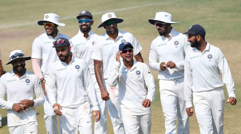 India vs West Indies Test Match 2018