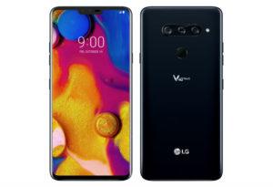 LG V40 ThinQ Specs