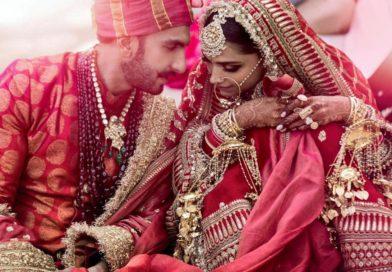 Deepika Padukone Ranveer Singh Wedding Photos