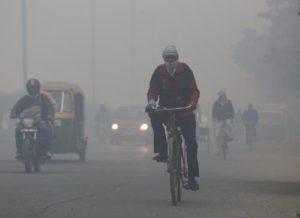 Delhi Pollution Levels
