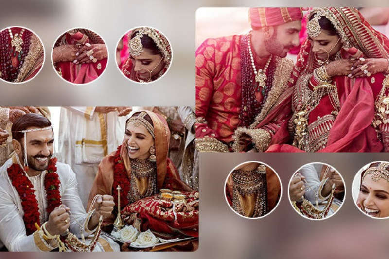 Wedding photos deepveer