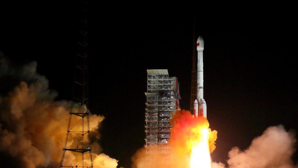 BeiDou-3 Satellite