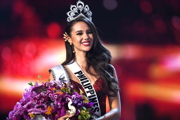 Catriona Grey Miss Universe 2018