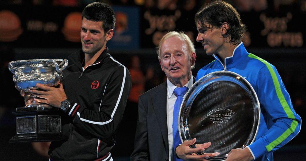 Australian Open Final Nadal Djokovic