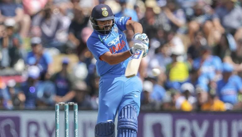 Ind vs NZ 2nd ODI Rohit 87 Runs