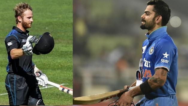 Ind vs NZ series 2019