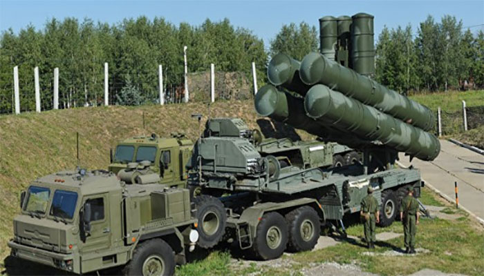 India buy S400 Missile Russia