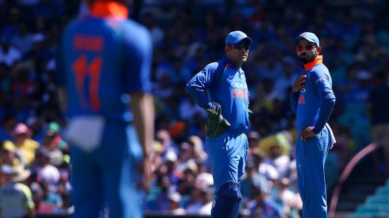 India vs Australia 2019 ODI