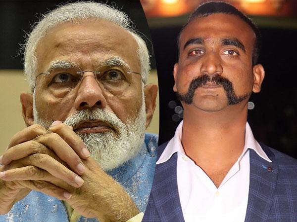 Abhinandan PM Modi