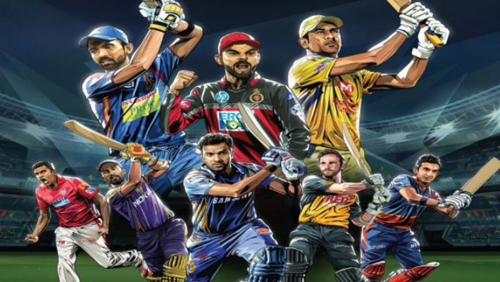 IPL 2019 Team Players